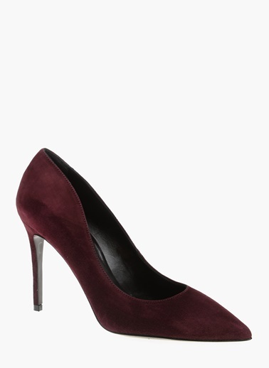 Divarese Deri Stiletto Bordo